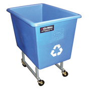 Elevated Poly Recycling Trucks - 6 Bushel