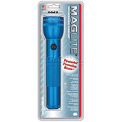 Maglite® S2D116 2 Cell D Flashlight Blue