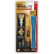 Maglite® SP2211H 2 Cell AA Mini LED Flashlight Blue
