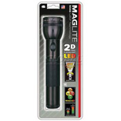 Maglite® ST2D016 2 Cell D LED Flashlight Black