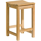 Oxford Garden® Hampton Outdoor Stool - Natural