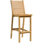 Oxford Garden® Dartmoor Outdoor Bar Chair - Teak