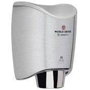 Smartdri Hand Dryer - Polished Stainless Steel - 120V - K-972