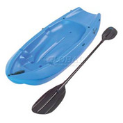 Lifetime® Blue Wave Youth Kayak with Paddle