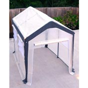 Spring Gardener Greenhouse Gable 8' x 10' x 7'