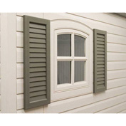 Shutters Accessory Kit For Lifetime Sheds
