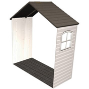 "30"" Expansion Kit With Window For 8' Lifetime Sheds"
