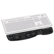 Fellowes Keyboard Palm Support With Microban Protection Package Count 4