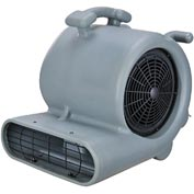 Global™ 3/4 HP 3 Speed Floor Dryer, Blower