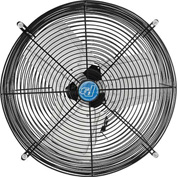 Guard Mounted Direct Drive Exhaust Fan 18""