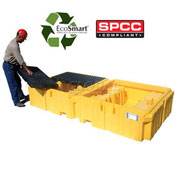 UltraTech Ultra-Twin IBC Spill Pallet® 1140 with No Drain