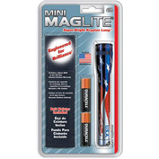 Maglite® M2AAEH Flag-Lite® 2 Cell AA Mini Flashlight & Holster Combo