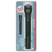 Maglite® GX01016 3-Cell D / 2-Cell AA Lite Pack Flashlight Black