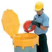 UltraTech Ultra-Global Funnel® 0499 with Hinged Cover & Spout
