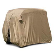 Classic Accessories Golf Car Easy-On Cover Two-Person 72402