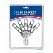 Spearhead Flag Holder (5 Flags) - Pkg Qty 6