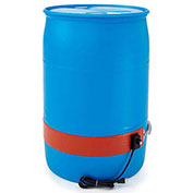 Briskheat Silicone Rubber 55 Gallon Plastic Drum Heater 120V