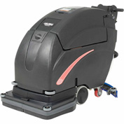 "Global™ Heavy Duty Auto Floor Scrubber 20"" Two 215 Amp Batteries"