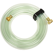 Drip Diverter - 25' Clear Drainage Hose - 1792