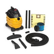 Shop-Vac® 10 Gallon 6.5 Peak HP Portable Wet Dry Vacuum