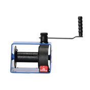 Vestil Hand Operated Worm Gear Winch HWV-1000 1000 Lb. Capacity