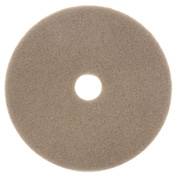 "20"" Burnisher Pad, High Freq., Soft to Medium Finish - 5 Per Case"