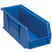global hanging u0026 stacking storage bin 418 x 107 - Lockable Storage Box