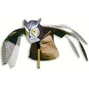 Bird-X Prowler Owl® Visual Bird Chaser - OWL