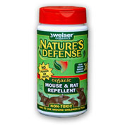 Bird-X Nature's Defense Mouse & Rat - Organic Rodent Repellent 22 oz. - ND-MR