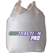 EcoTraction™ PRO Winter Traction Large Grit Bulk 2000Lb Tote - ET909X-T