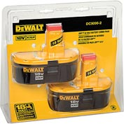 DeWALT® 18V XRP™ Battery Combo Pack