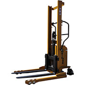 "Big Joe® M22-63 Battery Operated Power Lift Stacker 2200 Lb. Cap. 63"" Lift"