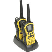 Motorola Talkabout MS350R Waterproof Rechargable Radio Pair
