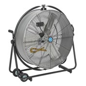 30 Inch Orbital Tilt Portable Blower Fan - Direct Drive