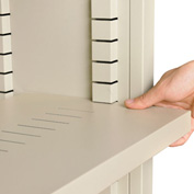 Extra Putty Shelf For All Steel Bookcase Putty