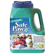 Safe Paw™ Ice Melt 8-1/3 lb. Jug - 6 Jugs/Case - 51818