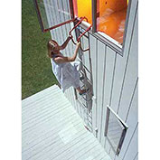 ResQLadder® 35 Foot Emergency Escape Ladder with Sleeves - FL35SL