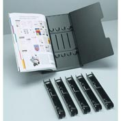 Tarifold® Metal 6-Section Catalog Rack