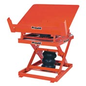 PrestoLifts™ Pneumatic Lift & Tilt Table AXT20-3648 36 x 48 2000 Lb. Capacity