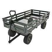 Sandusky® Nursery Crate Wagon CW6031 60 x 31 1400 Lb. Capacity