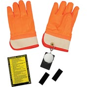 IRONguard Forklift Propane Cylinder Handling Gloves - 70-1030 Retracto-Glove