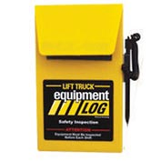 Replacement Log Book 70-1065 for IRONguard Propane Counterbalance Forklift Log