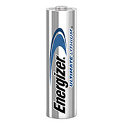 Energizer Ultimate Lithium AA Batteries Bulk Pack - Pkg Qty 24
