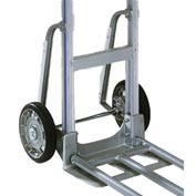Steel Stairclimbers 220340 (Pair) for Wesco® Cobra-Lite Hand Trucks - Field Installed