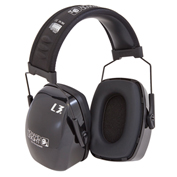 Leightning L3 Noise Blocking Earmuff, Headband