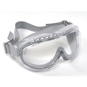 Uvex Flex Seal Anti-Fog Goggle, Gray