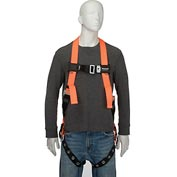 Miller® Titan Non-Stretch Harness, Tongue Buckle Legs