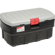 Rubbermaid 1191 ActionPacker Lockable Storage Box 35 Gallon