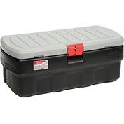 Rubbermaid 1192 ActionPacker Lockable Storage Box 48 Gallon