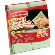 Rubbermaid® Dusting & Cleaning Cloth 2-Pack - FG6M0106